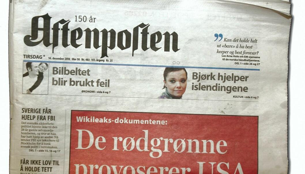 Aftenposten 14.12.10