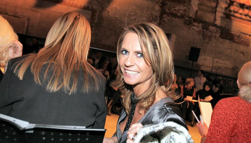 Ellen Arnstad under Oslo Fashion Week. Foto: Birgit Dannenberg.