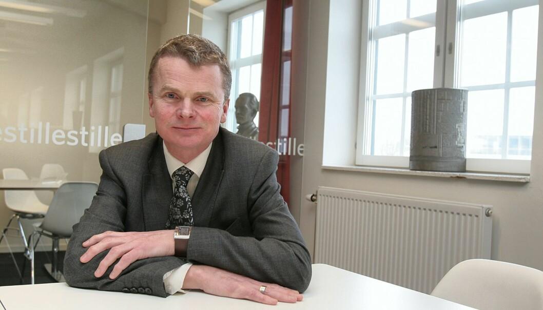 Lars Helle sier han ikke har behov for å ri prinsipper i en slik sak. Foto: Birgit Dannenberg