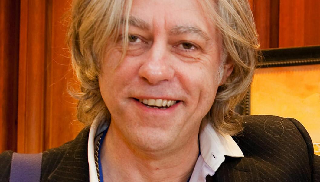 Bob Geldof. Foto: Stephen Jaffe/IMF Photo