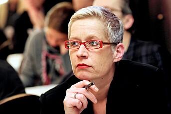 Anne Aasheim økte lønna