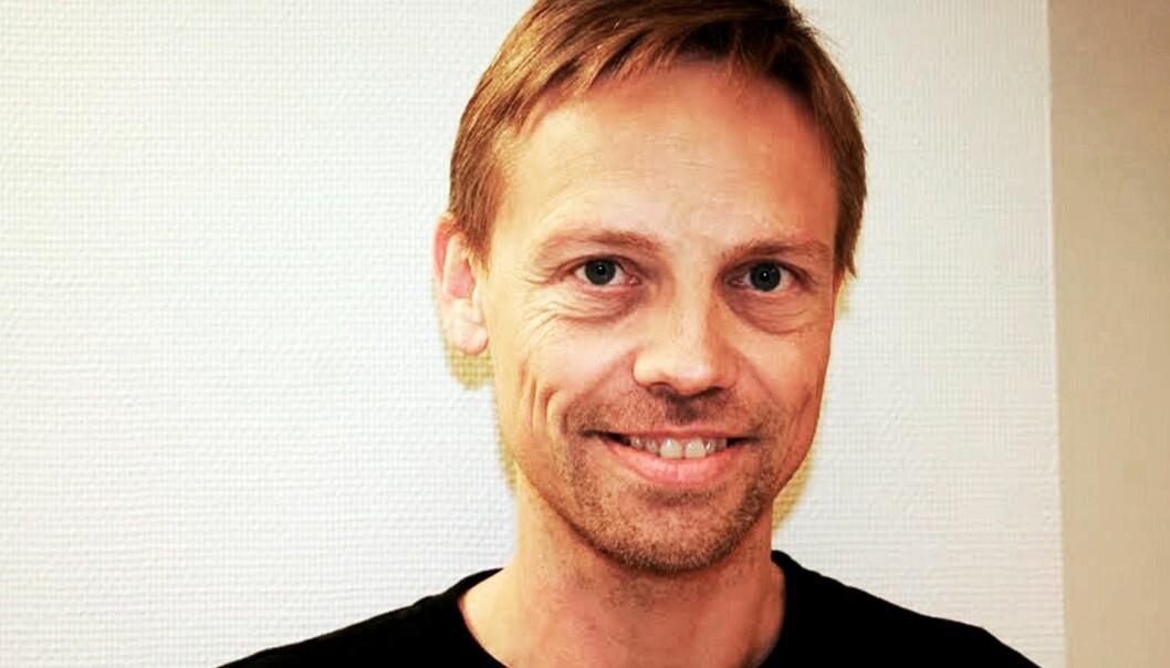 Jan Norman Bjørkmo i Arbeidstilsynet.  Foto: Marte Kirknes Husdahl