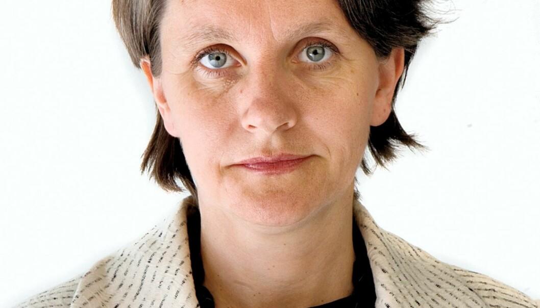Hanne Skartveit. Foto: Janne Møller-Hansen
