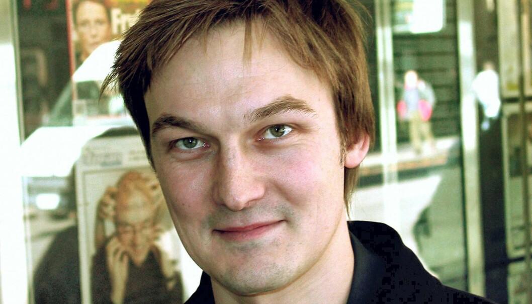 Jan Thoresen har sammen med Morten Øverbye fått 500.000 kroner i støtte til nyhetsblogg. Foto: Terje I. Olsson.