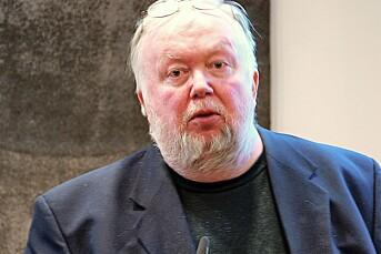 Fritt Ords juryleder avviser kritikken