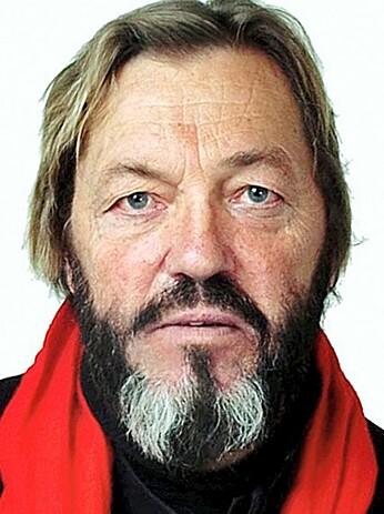 Jan O. Henriksen døde søndag. Arkivfoto