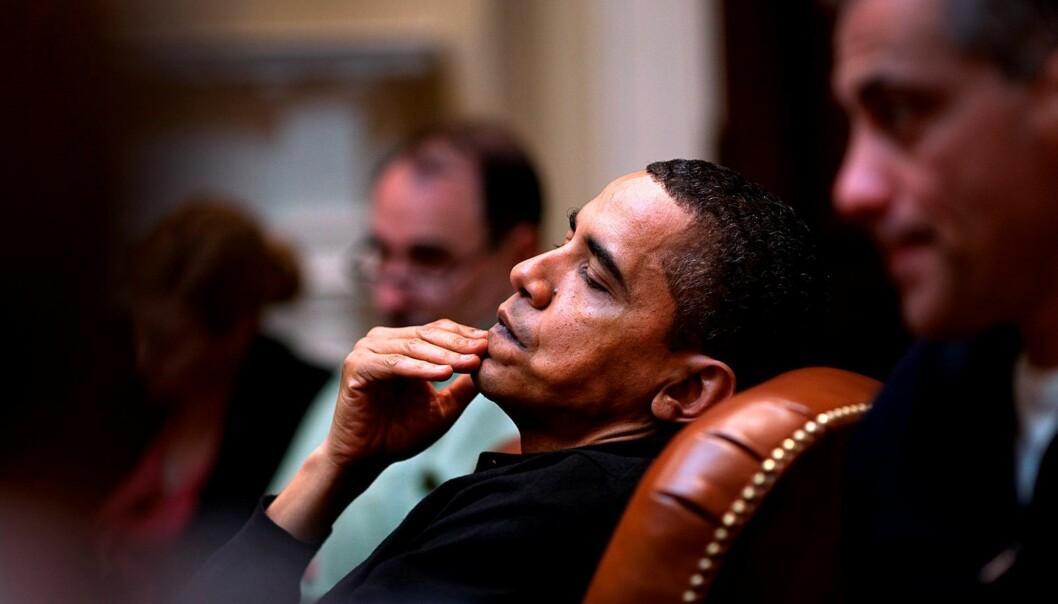 Foto: Pete Souza, White House.
