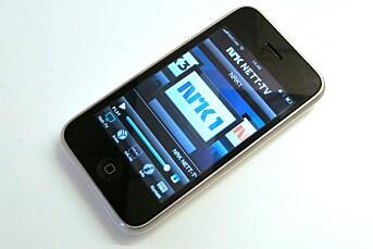 Suksess for ny NRK-app