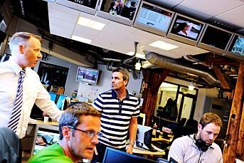 Regjeringen vil støtte TV 2 med inntil 135 millioner
