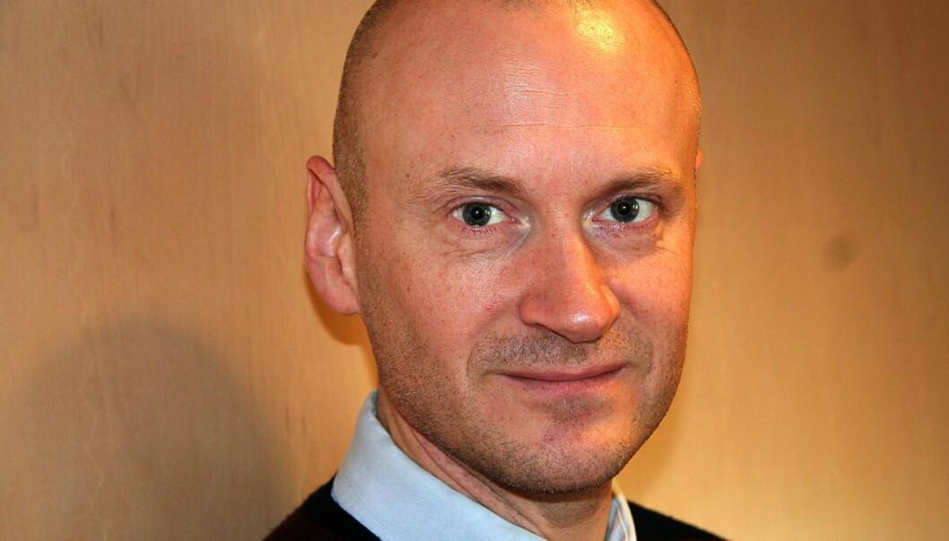 Statssekretær Roger Solheim vil ta kampanjen opp med ledelsen i NRK. Foto: KKD.
