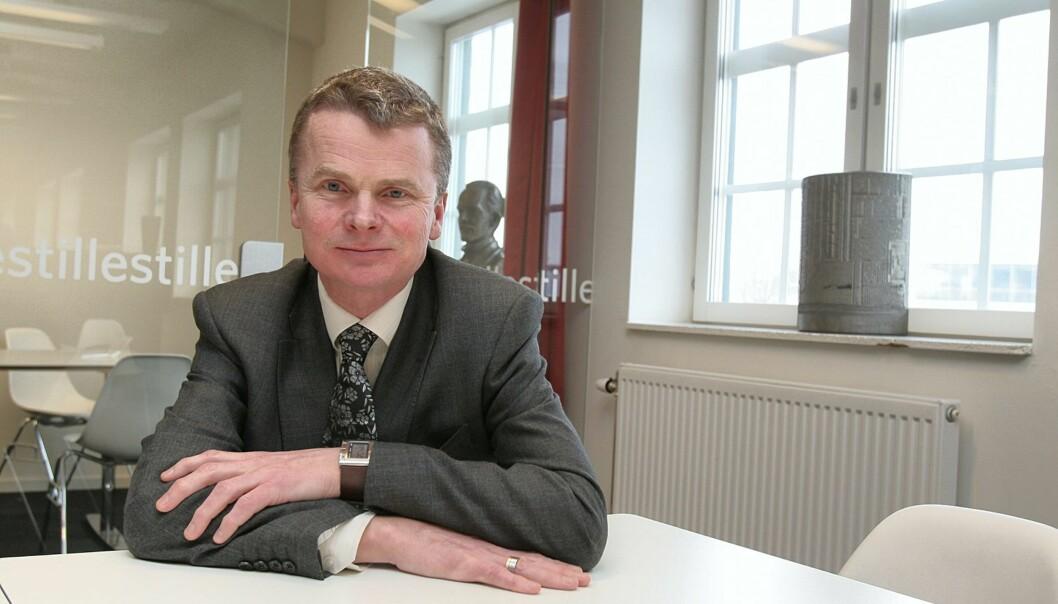 Lars Helle. Foto: Birgit Dannenberg.