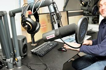 Radio Metro sendte ulovlig