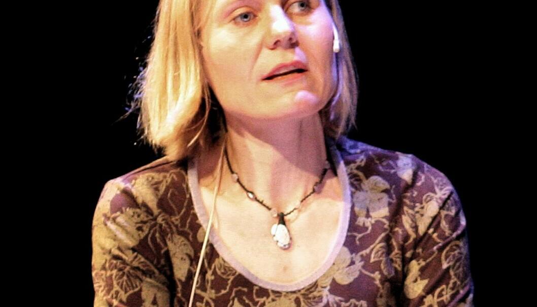 Helje Solberg. Foto: Birgit Dannenberg.