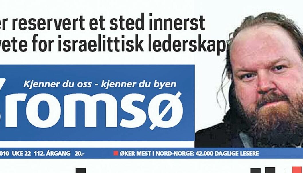Faksimile fra iTromsø.