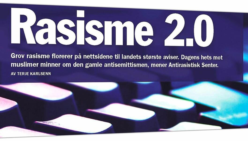 Faksimile Ny Tid 27.08.2010.