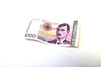 – Latterlig lønnstilbud