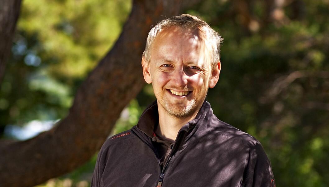 Steinar J. Olsen. Foto: Stormberg.
