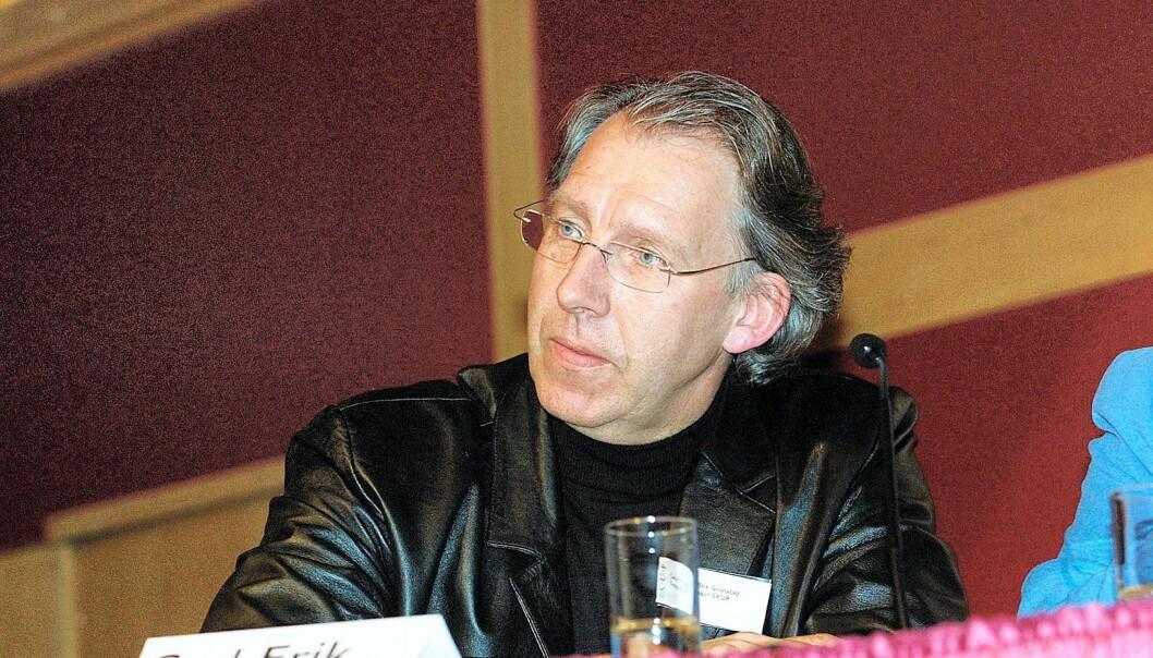 Carl Erik Grimstad. Foto: Birgit Dannenberg