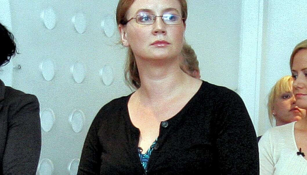 Kaia Storvik. Foto: Birgit Dannenberg