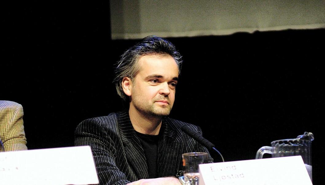 Eivind Ljøstad. Foto: Birgit Dannenberg