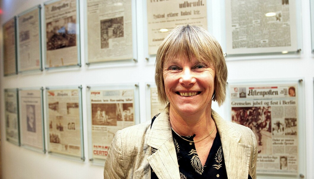 Hilde Haugsgjerd. Foto: Kathrine Geard.