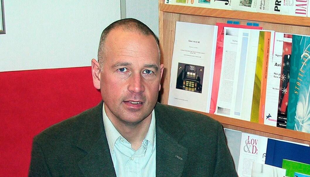 Gudbrand Guthus. Foto: Terje I. Olsson