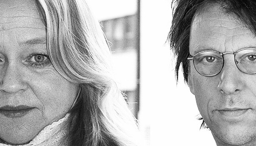 Connie Bentzrud og Asbjørn Øyhovden.Foto: TV 2