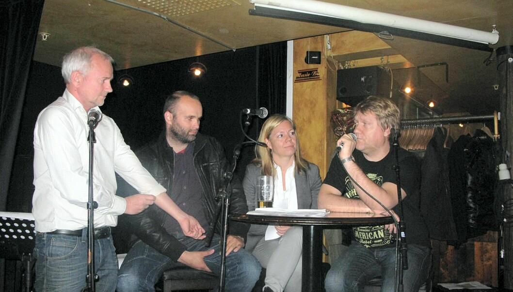 Eirik Mosveen klarer ikke lenger å oppfattes som arrogant. Foto: Martin Huseby Jensen