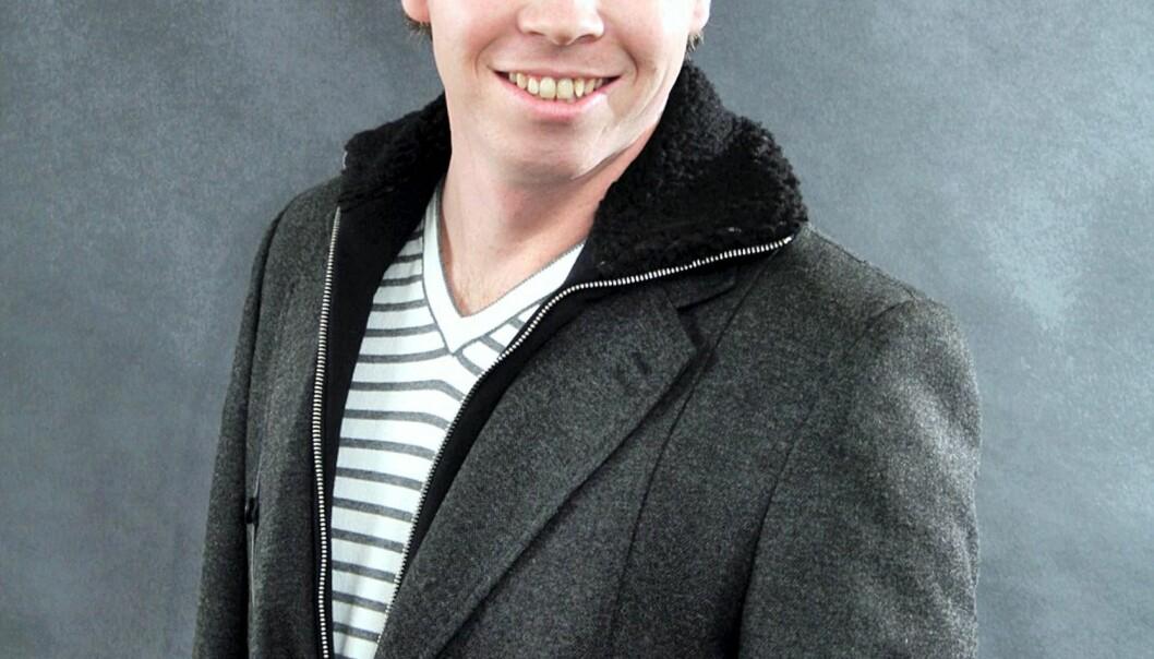 Morten Aakre. Foto: Dalane Tidende