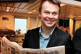 Nyhetsjeger kan bli redaktør i Dagbladet