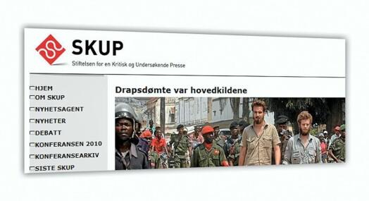 Kongodekningen i norske medier