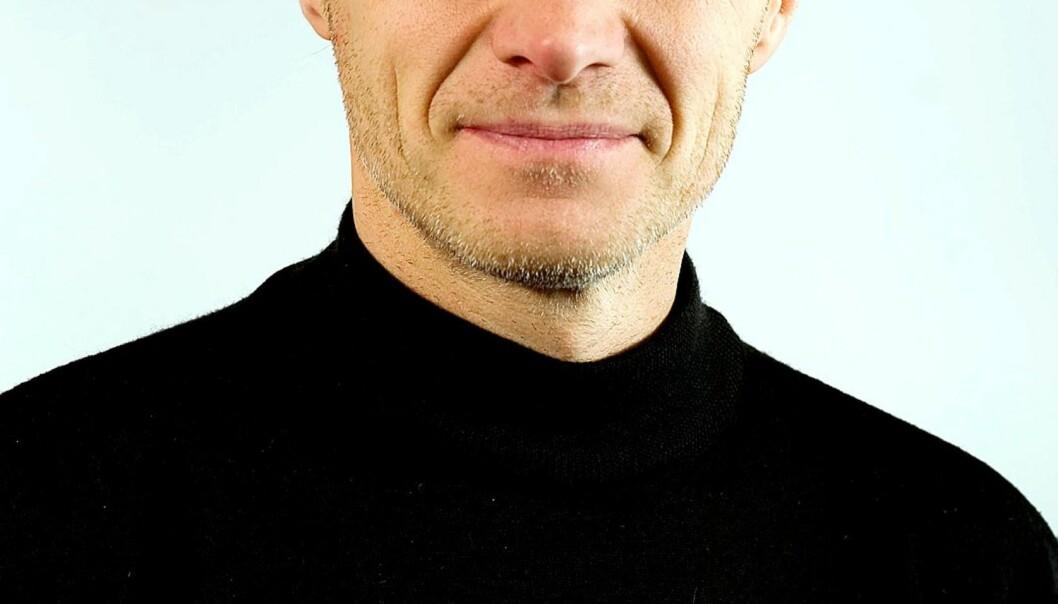 ABC Startsiden-sjef Espen Udland. Foto: ABC Startsiden