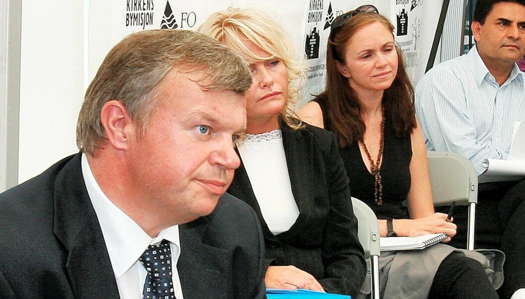Bjarne Håkon Hanssen. Foto: Birgit Dannenberg