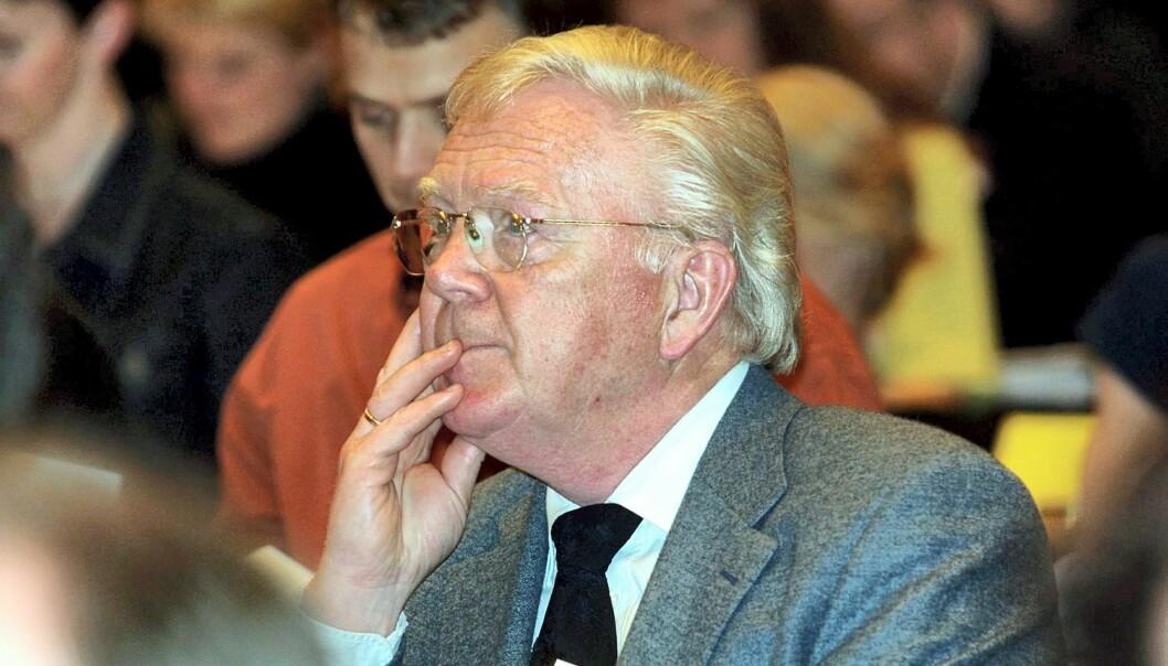 Geir Helljesen. Foto: Birgit Dannenberg