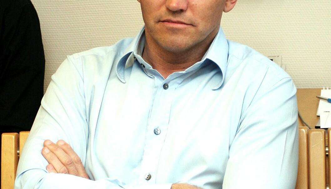 Arne Fredly. Foto: Birgit Dannenberg