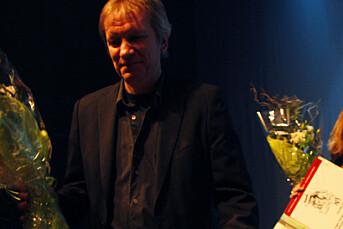 NRK vant den første IR-prisen