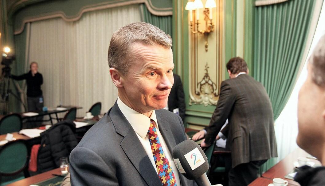 Lars Helle er konstituert sjefredaktør i Dagbladet. Foto: Birgit Dannenberg