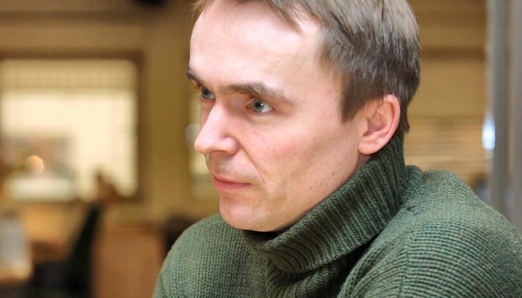 Frank Sivertsen. Foto: Birgit Dannenberg