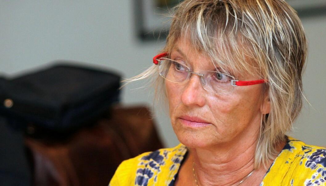 Halldis Nergård er usikker på om hun fortsetter i PFU. Foto: Birgit Dannenberg.