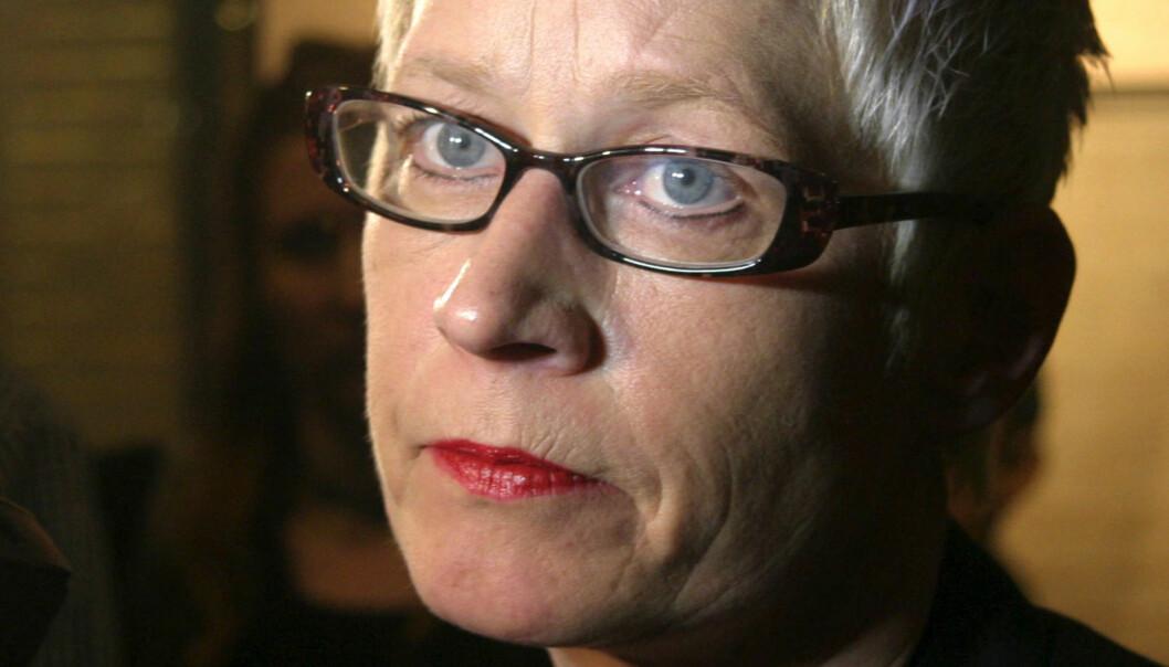 Anne Aasheim. Arkivfoto Journalisten