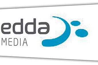 Edda vil registrere brukerne