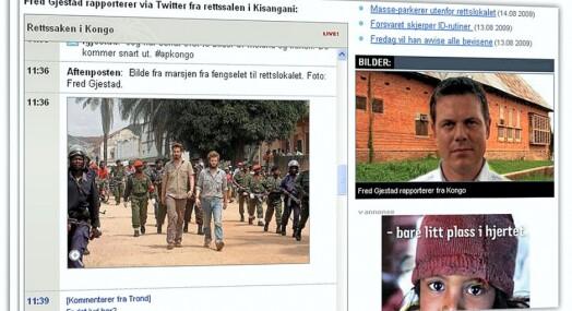 Twitrer fra Kongo