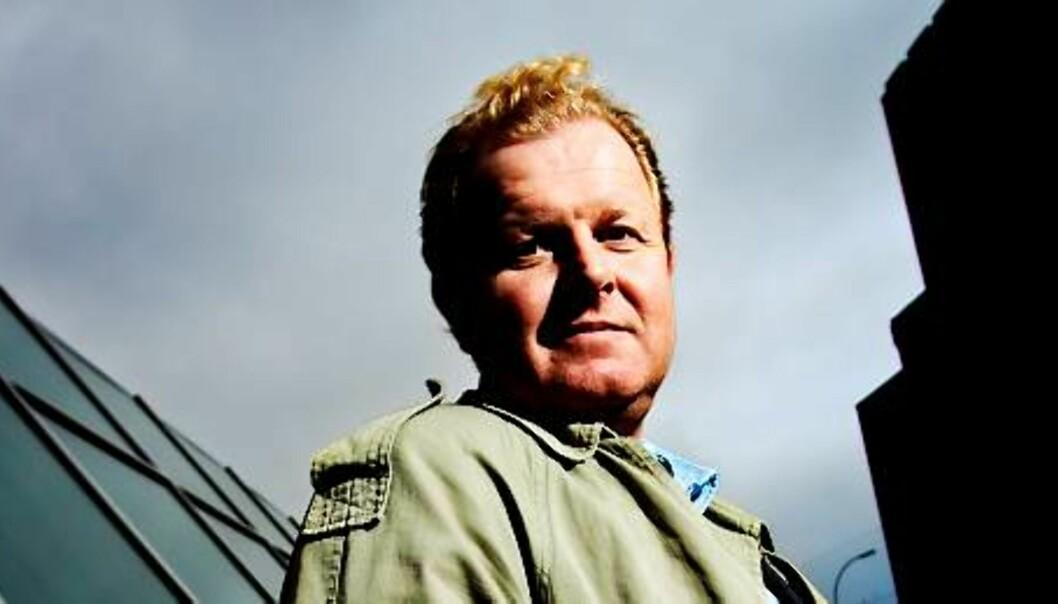 Bjørn V. Kløvstad er informasjonsdirektør i Coop. Foto: Morten Brakestad/Propix.no