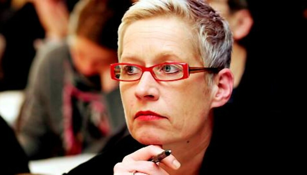 Anne Aasheim. Foto: Birgit Dannenberg