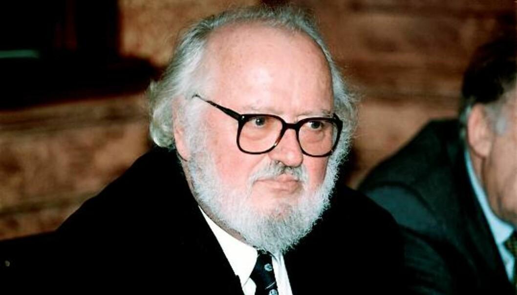 Jahn Otto Johansen. Foto: Birgit Dannenberg