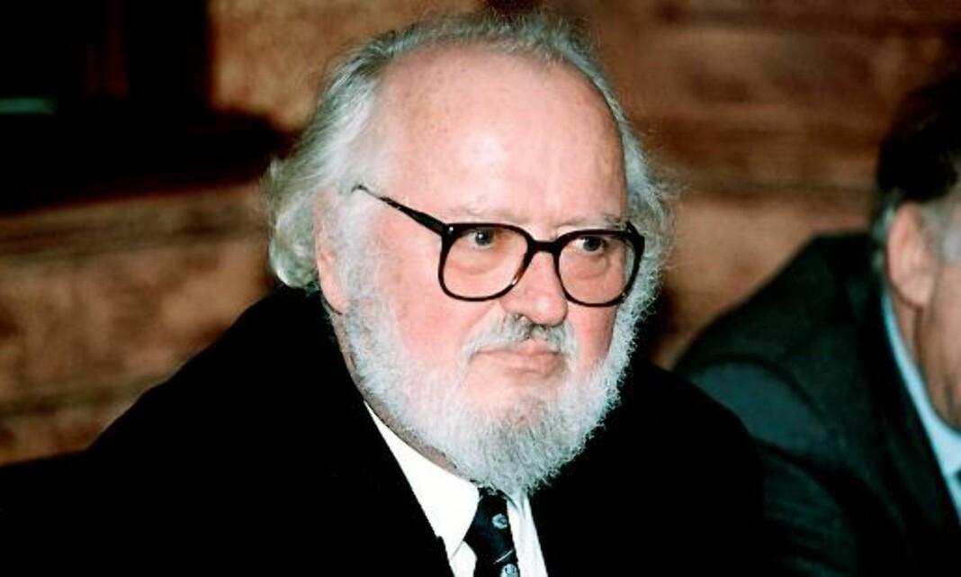 Jahn Otto Johansen er død
