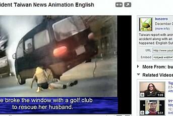 Nyheter som tegnefilm