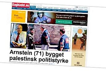 Dagbladet.no svøpt i ny drakt
