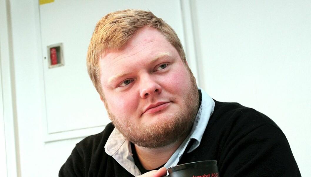 Tormod Ellingsen. Foto: Birgit Dannenberg