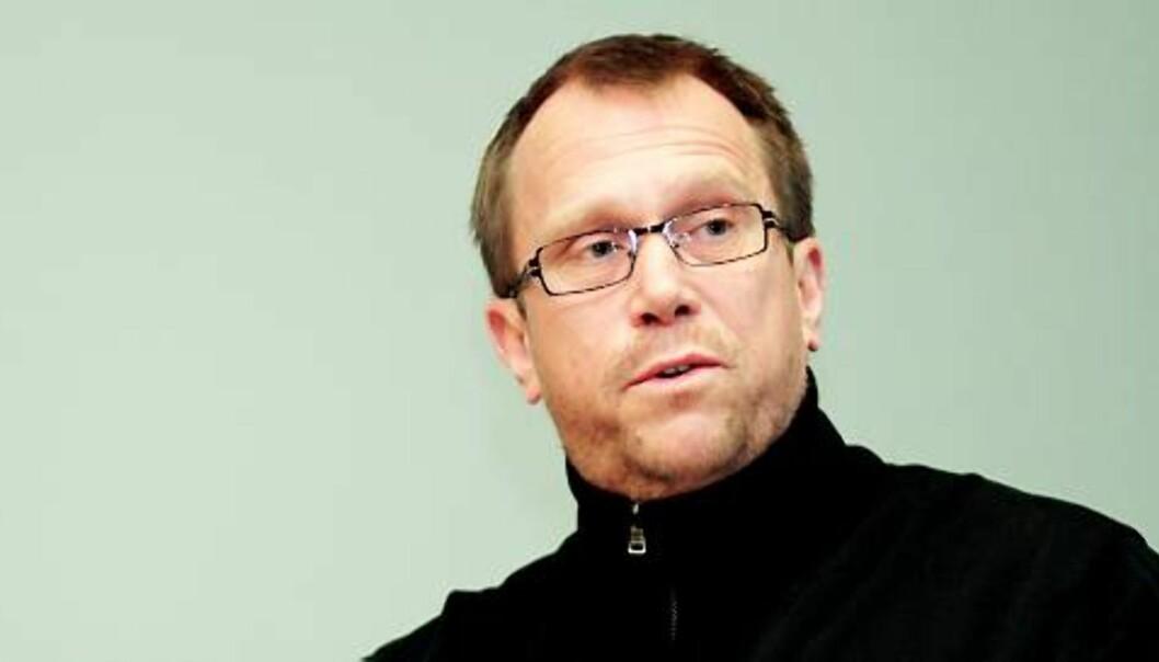 Einar Hålien. Foto: Birgit Dannenberg